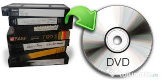 Transfer-caseta-video-pe-CD